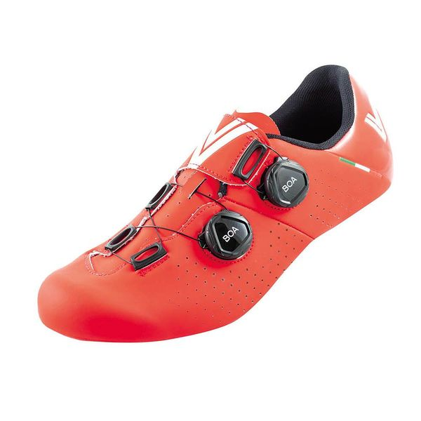 Vittoria Stelvio Road Shoes - Red