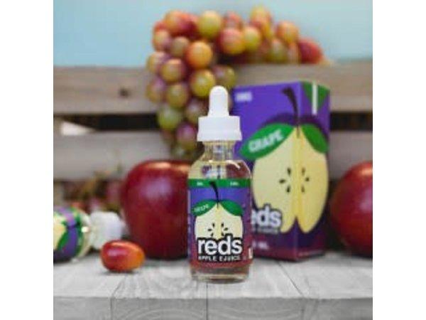 7 Daze: Reds Grape Apple