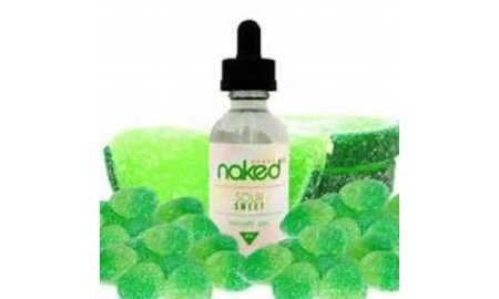 Naked 100: Sour Sweet