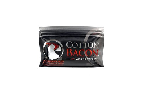 WicknVape: Cotton Bacon V2.0