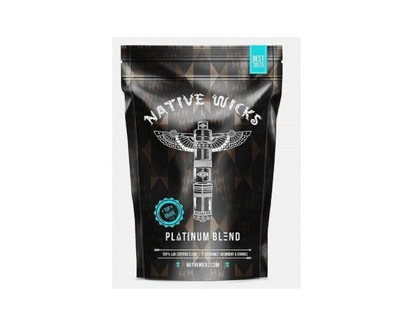 Native Wicks: Platinum Blend Cotton