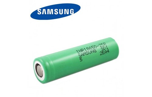 Samsung: 25r 18650 Battery