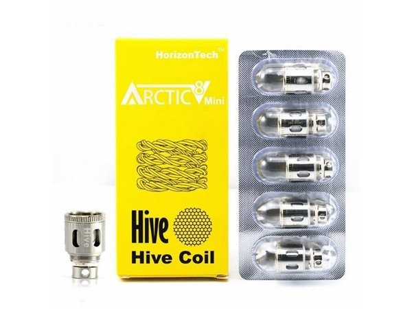 HorizonTech: Arctic Mini V8 Hive .3 ohm Coil Single