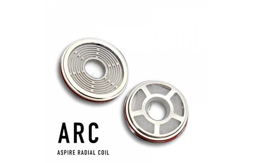 Aspire: Revvo Arc .1-.16 Ohm Coil Single