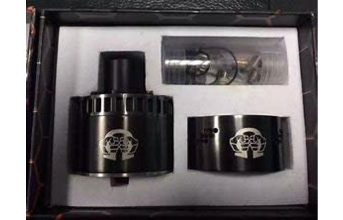 Fogwind: Alliance Fat Boy RDA 46mm Gumetal