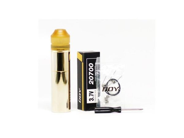Ijoy: Ultra 24k Mech Mod w/ 20700 Battery