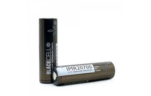 Blackcell: IMR 20700 4000mah Battery