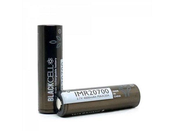 Blackcell: IMR 20700 4000mah Battery