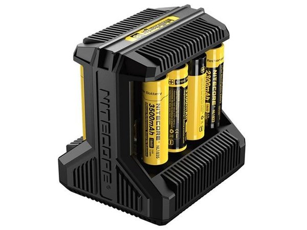 Nitecore: i8 Battery Charger