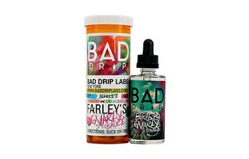 Bad Drip: Farley's Gnarley Sauce Iced Out
