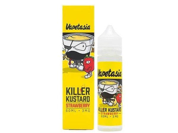 Vapetasia: Killer Custard Strawberry