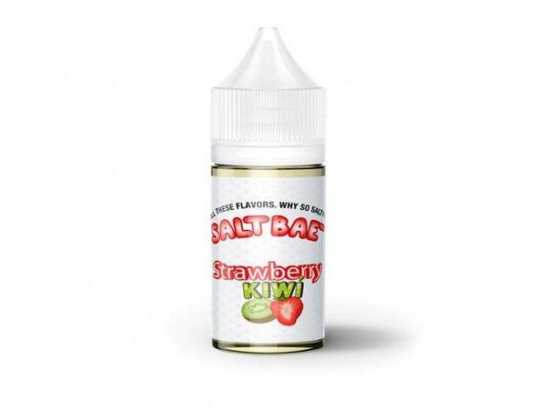 SaltBae50: Strawberry Kiwi 25mg