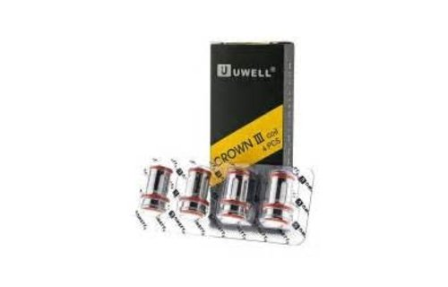 Uwell: Crown 3 SUS316 .25 Ohm Coil Single