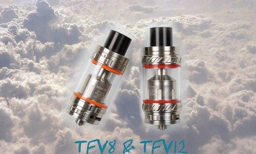 The Lowdown On SMOK's TFV8 and TFV12