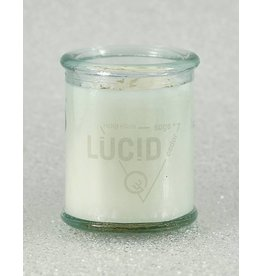 Herb Hapa Lucid Sage & Cedar Candles-personal size 4oz