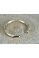 Elle Naz 14k Gold Open Ring