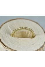 Sarah Graham Metalsmithings Aspen Stacking Ring