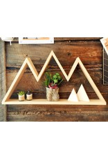 Jeff Pearson Mountain Shelves-Large