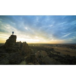 Maxwell Berrien Photography Tip Top of Smith Rock