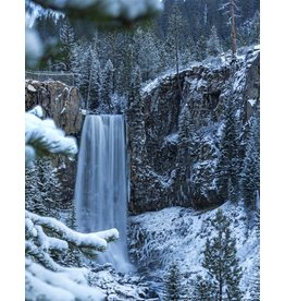Maxwell Berrien Photography Early Tumalo Falls