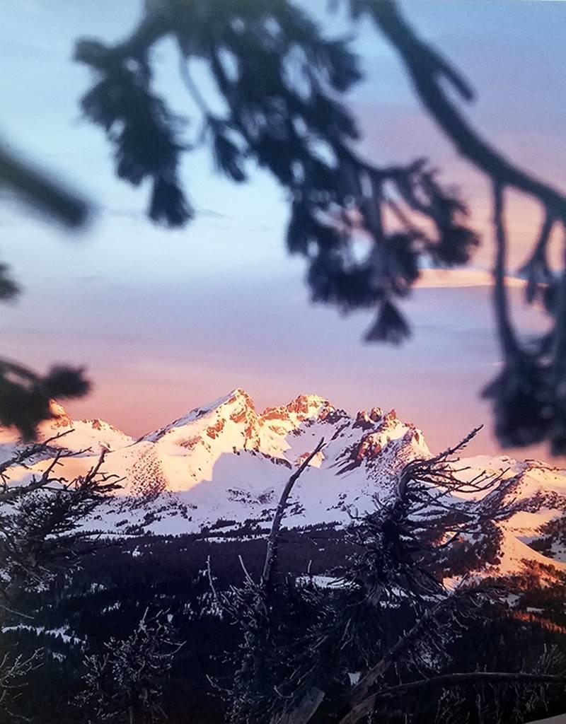 Maxwell Berrien Photography Sunrise Over Broken Top