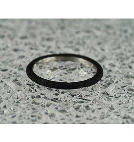 Sarah Graham Metalsmithings Pebble Stacking Ring CC-only Size 7
