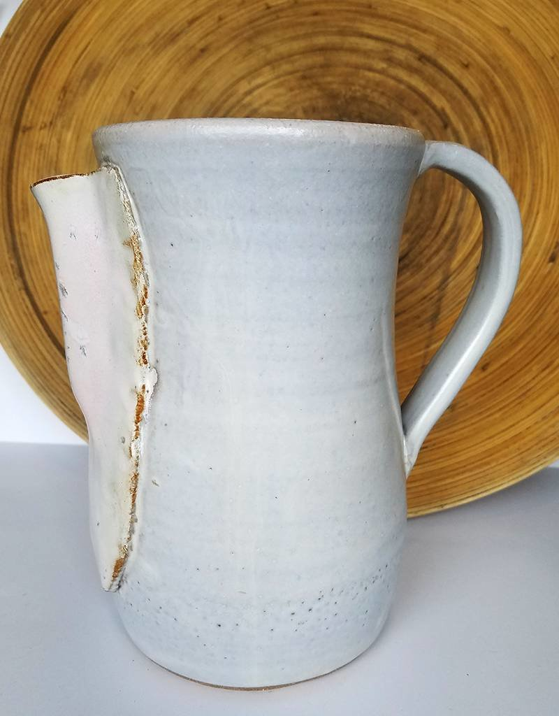 Settle Ceramics Countryside Pitcher-Matte Brulee