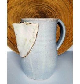 Settle Ceramics Countryside Pitcher-Matte Brulee