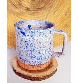 Settle Ceramics Cappuccino Mug-Speckle