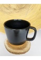 Settle Ceramics Americano Mug-Matte Black