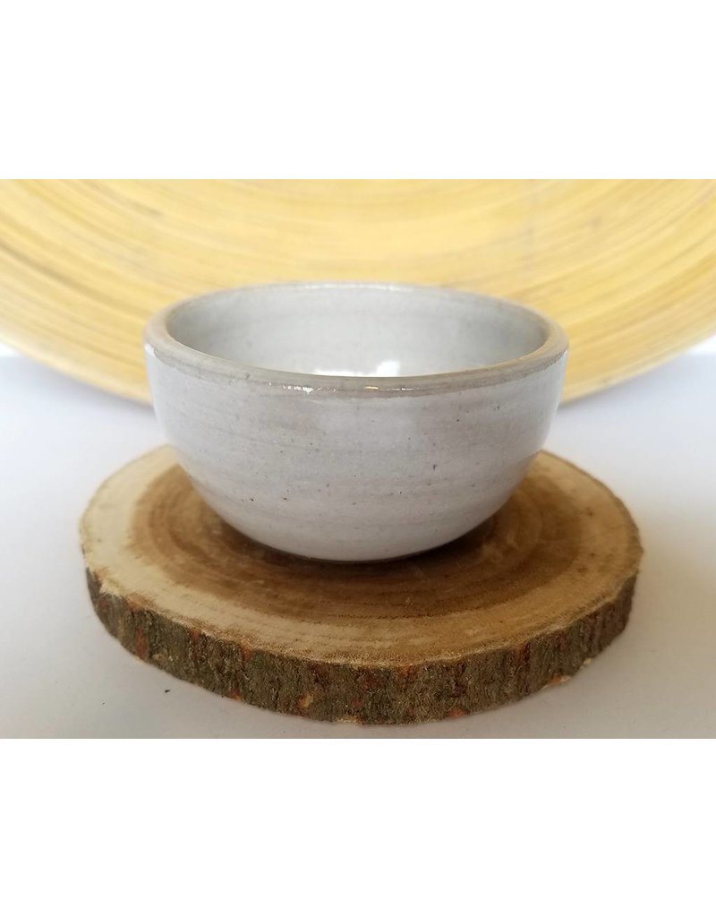 Settle Ceramics Pinch Bowls-Matte White