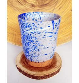 "Settle Ceramics Speckle 5""Tumbler"
