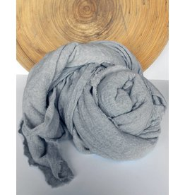 Scarf Shop Wool Scarf-Grey