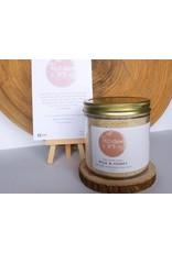 Moon Bath Milk and Honey-Infused Sundance Sea Salt: 16oz