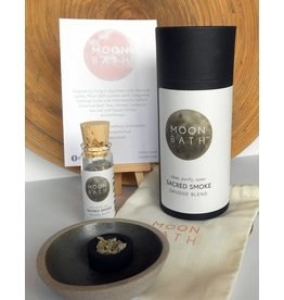 Moon Bath Sacred Smoke Smudge Blend