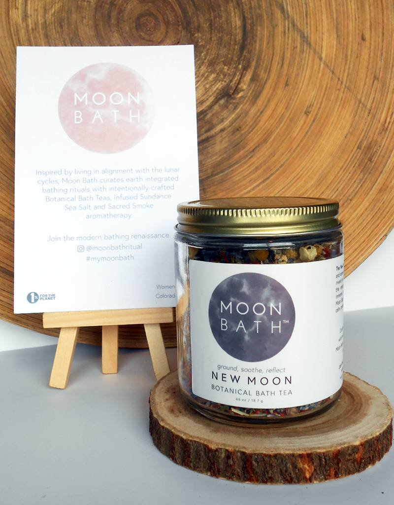 Moon Bath New Moon Bath Tea