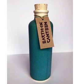 Earth-In Revolve 24oz Water Bottle-Sea Glass