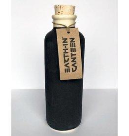 Earth-In Revolve 24oz Water Bottle-Charcoal