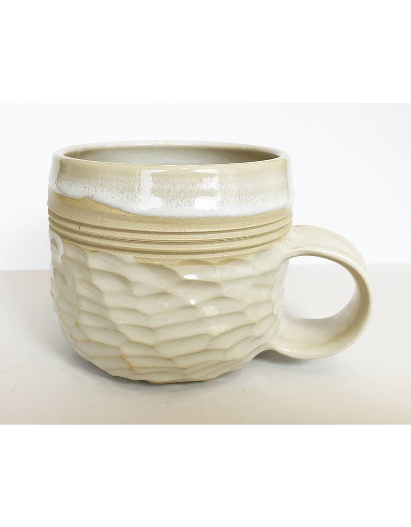 Unurth Ceramics Horizon Mug-Alabaster