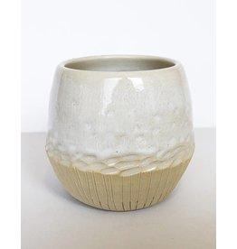 Unurth Ceramics Whiskey Cup-Alablaster