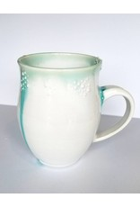 The Clay Cache Aqua Dip Mug