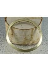 Judi Powers Jewelry Montauk Bangle-Slim Profile 14kY/Diamonds