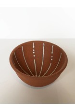 Gopi Shah Ceramics Copita Bowl-Sun