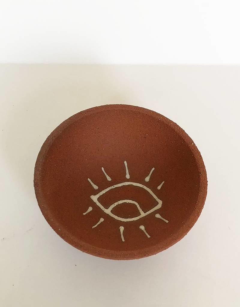 Gopi Shah Ceramics Copita Bowl-Eye