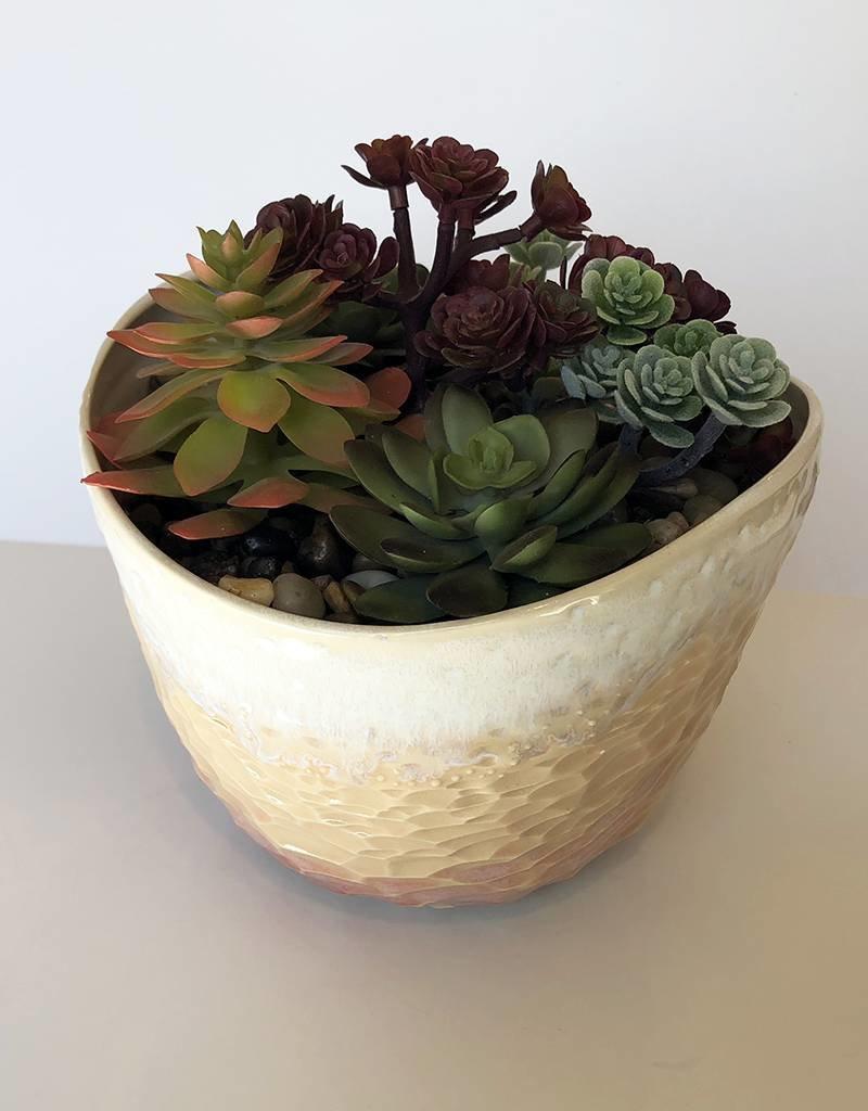 Unurth Ceramics Canyon Planters