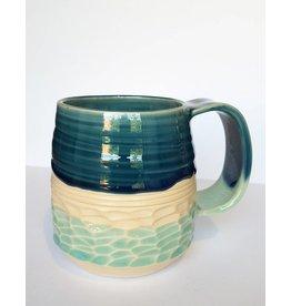 Unurth Ceramics Horizon Stein-Shino Pacific