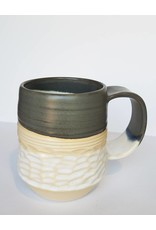 Unurth Ceramics Horizon Stein-Grey, Shino, White