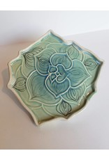 Unurth Ceramics Mojave Painted Catch All-Neptune