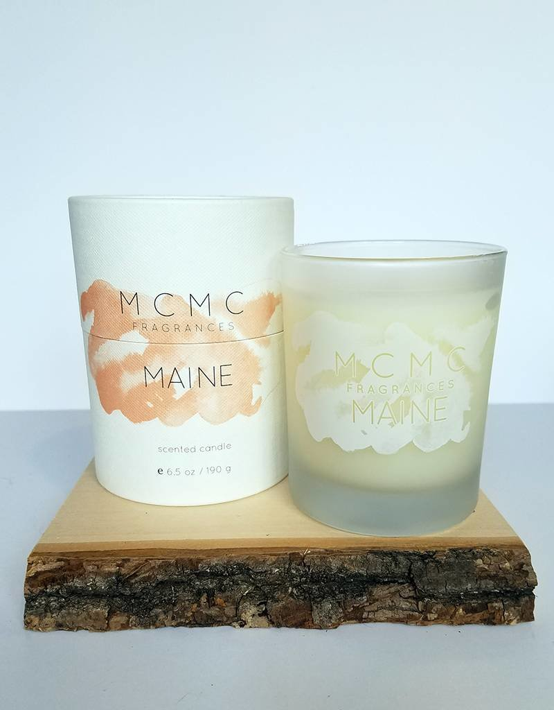 MCMC Fragrances MAINE Candle