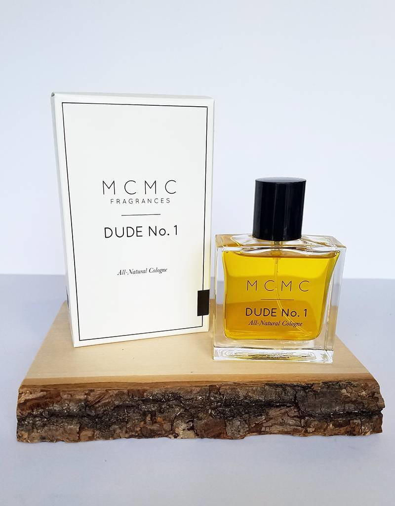 MCMC Fragrances DUDE No.1 All Natural Cologne